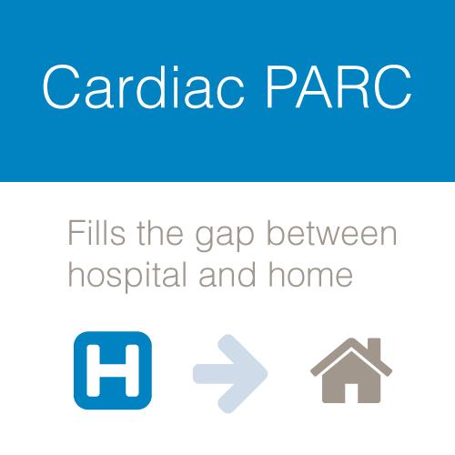 Cardiac PARC fills gap between hospital and home